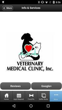 Veterinary Medical Clinic. apk screenshot