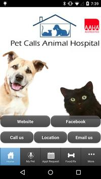 Pet Calls Animal Hospital poster