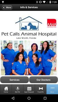 Pet Calls Animal Hospital apk screenshot