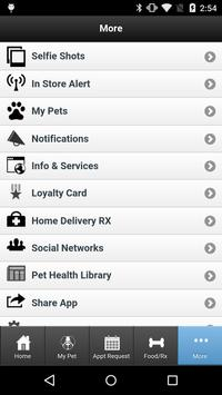 Baker Veterinary Clinic apk screenshot