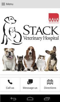 Stack Vet Hospital poster