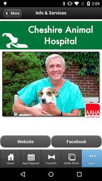 Cheshire Animal Hospital apk screenshot