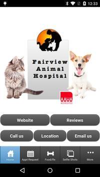 Fairview Animal Hospital poster