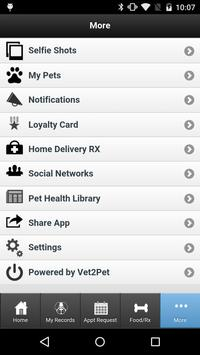 Oakhurst Veterinary Center apk screenshot