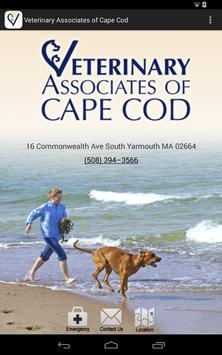 Cape Cod Veterinary Associates apk screenshot