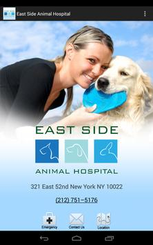 East Side Animal Hospital poster