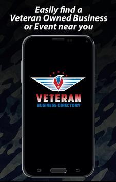 Veteran Business Directory poster