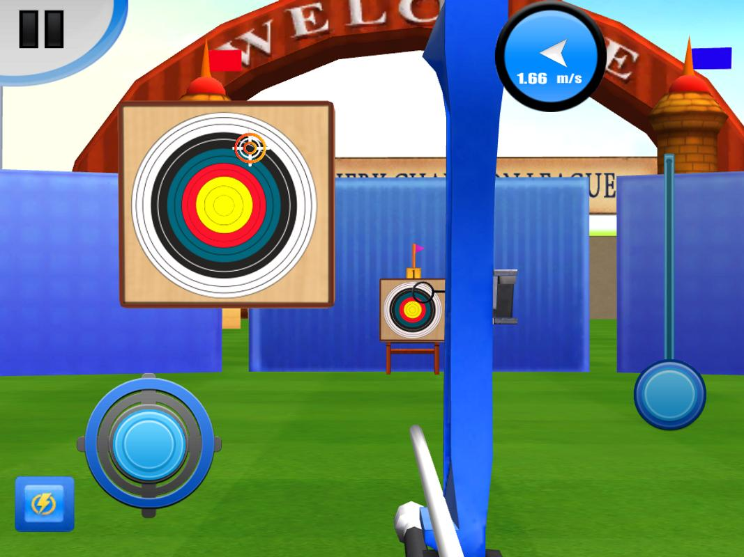 bow  arrow game online