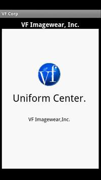 VF Imagewear Uniform Center poster