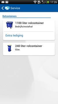 MyContainer apk screenshot