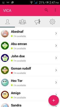 Vica Chat apk screenshot