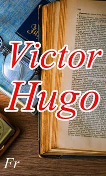 VICTOR HUGO CITATIONS poster
