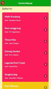 Kumpulan Cerita Rakyat apk screenshot