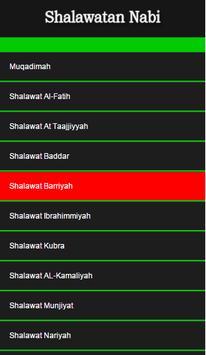 Sholawat Nabi Lengkap apk screenshot