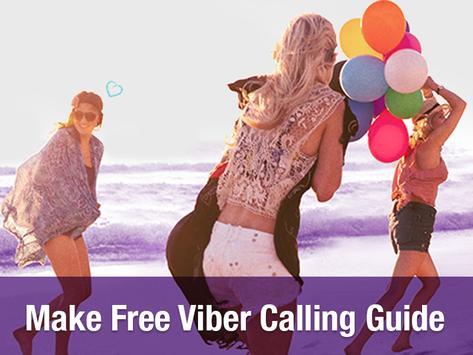 Free Viber VDO Call Chat Guide apk screenshot