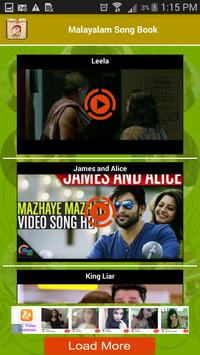 Malayalam Song Book apk screenshot