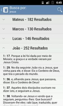 Bíblia JFA Offline apk screenshot