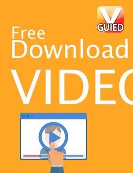 Free Vidmate Download Tips apk screenshot