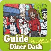 Guide for Diner Dash icon