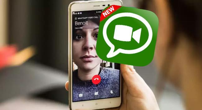 Video Call For Whatsap apk screenshot
