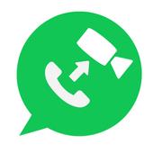 vidéo chat for whatssAp icon