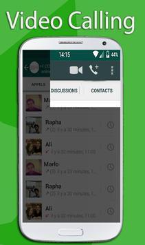 Free Video Call For WhatsApp apk screenshot