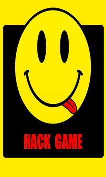 lucky_hack no root joke poster