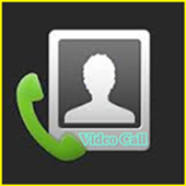 Video Call On Mobile icon