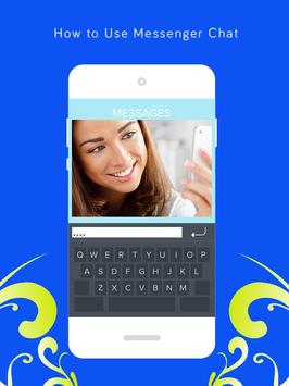 Messenger Call Free Guide App poster