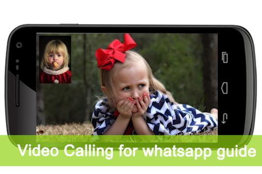 Video Calling for Whatsap Tips apk screenshot