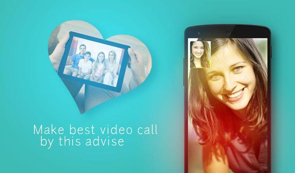 Video Calls for Android Advice apk screenshot