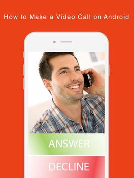 Free Calls Advise for tango poster