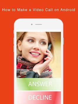 Free Calls Advise for tango apk screenshot