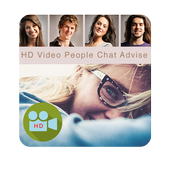 HD Video People Chat Advise icon