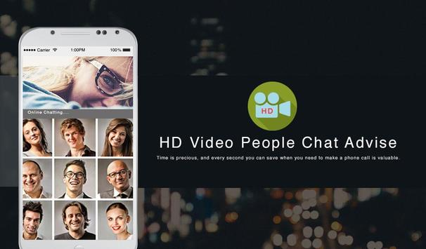 HD Video People Chat Advise apk screenshot