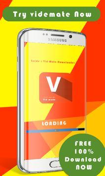 2016 Vid Mate Downloader Guide apk screenshot
