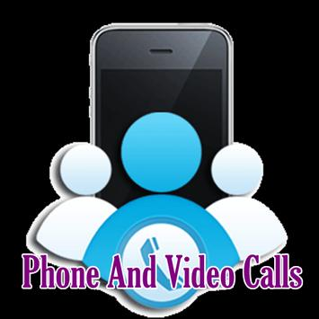 Phone And Video Calls Guide poster