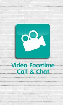 Video Facetime Call & Chat poster
