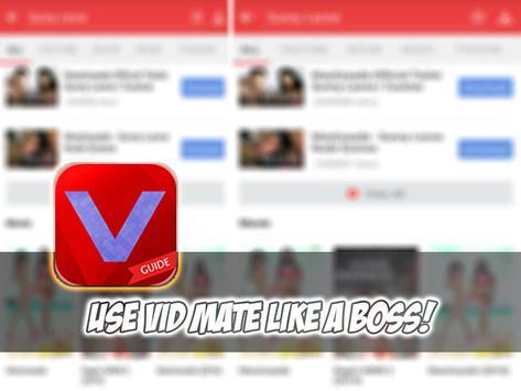 Guide Vid Mate Downloader poster