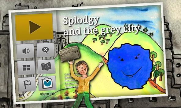 Splodgy | Kids Book poster