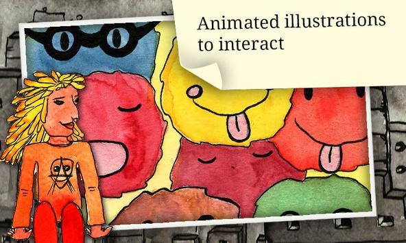 Splodgy | Kids Book apk screenshot