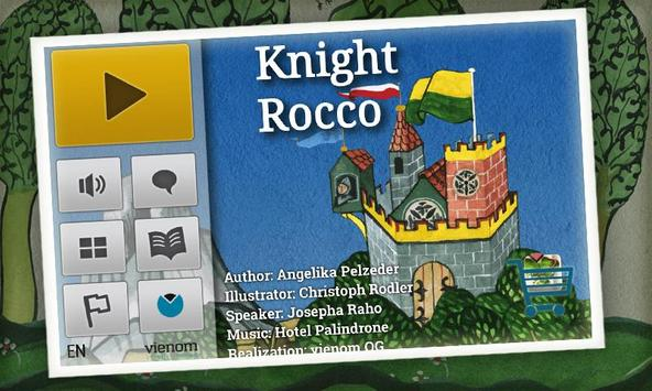 Knight Rocco | Kids Book poster