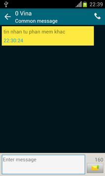 Message Security Free apk screenshot