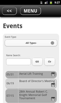AWCI Colorado Chapter apk screenshot