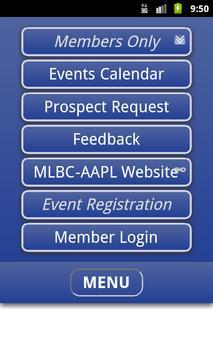 MLBC Mobile App apk screenshot