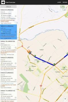 Fleet Overview apk screenshot