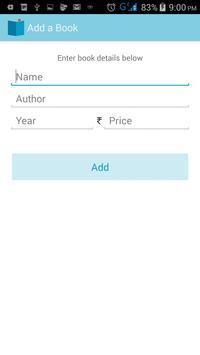 Second Hand Books apk screenshot