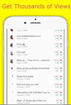 Get More Views On Snapchat apk screenshot