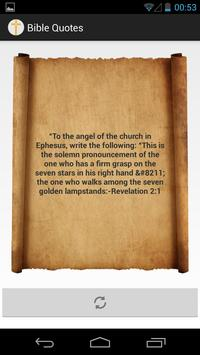 Daily Bible Quotes apk screenshot