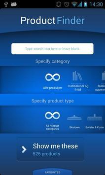 Vikan Produktkatalog DK apk screenshot